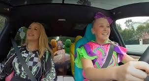 See more of jojo siwa on facebook. Jojo Siwa Drives Iggy Azalea And Tinashe Around In Jojo Siwa Themed Car Etcanada Com