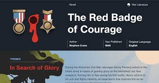 the red badge of courage documents course hero