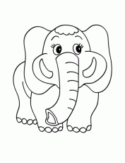 Small Picture Elephant And Piggie Mo Willems Elephants And Coloring Home