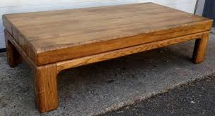 all wood coffee table solid wood coffee table within popular of oak astounding designs 12 solid