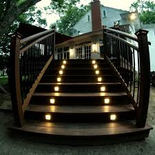 Highpoint Deck Lighting Moab Recessed Step Light By Highpoint Deck Lighting