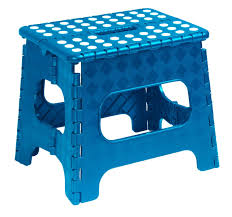 image quarter bamboo bathroom stool  folding step stool