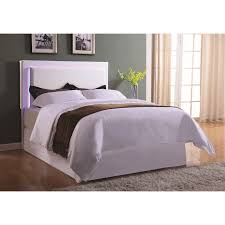 white upholstered beds. Coaster Upholstered Beds King Headboard - Item Number: 300603K White