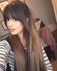 Beautiful Long Hairstyles 57 Of The Most Beautiful Long Hairstyles With Bangs Highpe