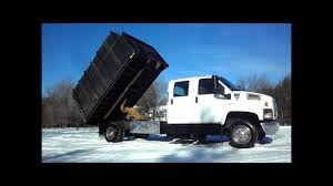 All Chevy chevy c6500 flatbed : Chevrolet C6500 Crew Cab with Hydralic Dumping Chipper Body for ...