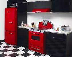 black and red kitchen design. accessories: red and black kitchen tiles white design i