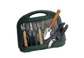 tiny tools for tending indoor gardens