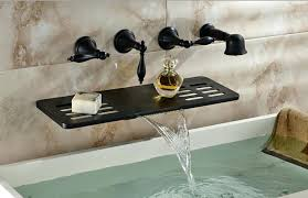 wall mounted bath faucets oil rubbed bronze mount bathtub within bathroom prepare 10