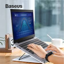 <b>Baseus</b> Let's go Mesh <b>Portable Laptop Stand</b> For Notebook ...