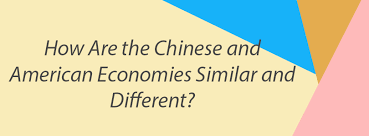 essay on chinese and american economies differences blog chinese and american economies essay