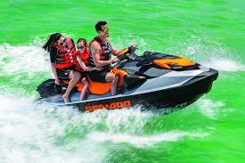 Jet Ski Fuel Consumption Chart Personal Watercraft Boating Magazine