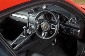 ... Porsche 718 Cayman Interior