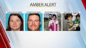 Amber Alert; Parents In Custody