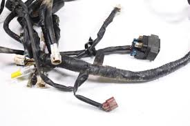 07 yamaha yfz450 wiring wire harness 5d3 82590 00 please see video and photos for detail