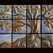 ceramic tile art tree. Modren Tree Cornwall Tree Of Life U201c And Ceramic Tile Art O