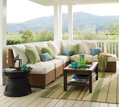 Build Your Own - Palmetto All-Weather Wicker Sectional Components ...