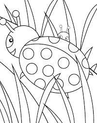 Small Picture Free Printable Ladybug Coloring Pages For Kids