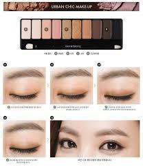 makeup s tutorial eyeshadow color lasting made in korea