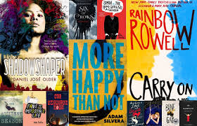Good books for young teens