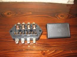 fuse box mgb 1970 80 & midget 1968 1979 mgb fuse box wiring Mgb Fuse Box #14