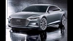 2016 Audi A9] Concept Revealed Release Future Car Features - YouTube