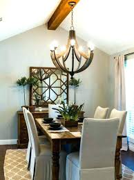 rustic chic chandelier dining room chandeliers at modern long farmhouse rooms d rustic chic chandelier