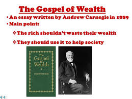 the nd industrial revolution when late slate s late 11 the gospel of wealth vs social darwinism