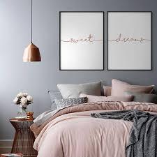 rose gold bedroom home decor bedroom