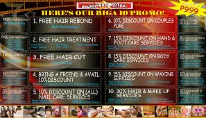 50 off on hair rebonding 30 off hair make up 20 off on all major services