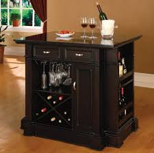 Portable Kitchen Island With Granite Top Portable Kitchen Island Wine Rack Best Kitchen Island 2017