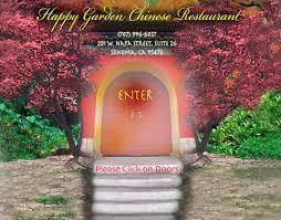 happy garden chinese restaurant
