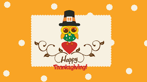 Download Free Cute Thanksgiving ...
