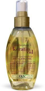 OGX <b>Легкое</b> кератиновое <b>масло</b> против ломкости волос ...