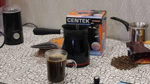 Кофе в <b>электрической турке Centek</b> CT-1080: сварим кофе и ...