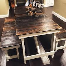 picnic table as kitchen table this is a handmade rustic picnic table with or without benches picnic table as kitchen