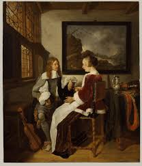 genre painting in northern europe essay heilbrunn timeline of sentimental conversation sentimental conversation