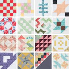 Blog tour: big quilt-block patterns galore (+ giveaway) - Stitch ... & Block designs from Large-Block Quilts Adamdwight.com