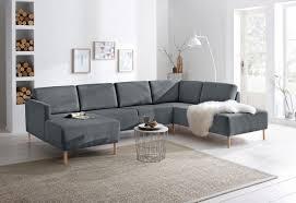 Andas Wohnlandschaft Flavio Wohnzimmer Couch
