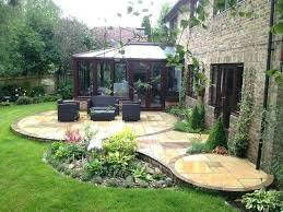 landscape patios. Patio Landscaping Ideas Deck Furniture Layout Best Stone Designs On Elegant Landscape Patios