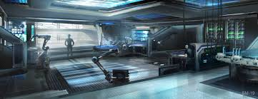 tony stark office. Check Out AVENGERS: AGE OF ULTRON Concept Art For Tony Stark\u0027s Lab And The Quinjet Stark Office R