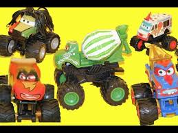 Best 47+ Cars 2 Monster Truck Mater Set Diecast Toy Review | PDF ...