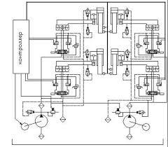 Цифровые устройства Разработка системы синхронизации положения  Рисунок 1 3 Функциональная схема системы синхронизации положения траверсы пресса