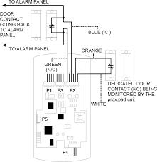 iei prox padtm proximity reader keypad access control installer guide IEI Keypad at Iei Prox Pad Wiring Diagram