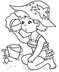 Small Picture Little Girl Coloring Pages To Print Coloring Pages