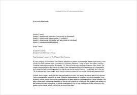 Sample Of Recommendation Letter Cool A Definitive Guide To Recommendation Letters Free Premium Templates