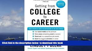 pdf deep work rules for focused success in a best pdf getting from college to career rev ed your essential guide to succeeding in the real