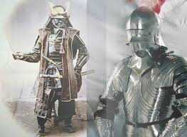 Samurai Vs Knight Venn Diagram Knight Vs Samurai Medieval Japan