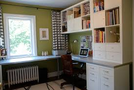 curtains for home office. Toronto White Ikea Curtains With Wooden Banker S Chairs Home Office Transitional And Area Rug Desk For R