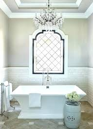 lighting ideas for bathrooms. Bathroom Chandelier Lighting Ideas Alluring Best About . For Bathrooms L
