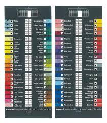 Rembrandt Pastel Color Chart Rembrandt Aquarell Single Pencils Lyra